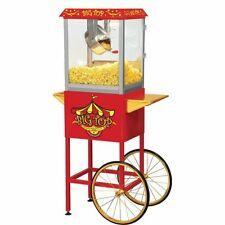Northern Trail Bw860Cr Big Top Carnival Style Electric Popcorn Machine