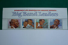LOT 506 TIMBRES STAMP MUSIQUE USA ANNEE 1996