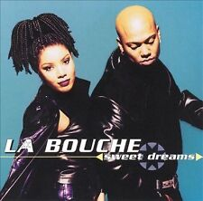 La Bouche : Sweet Dreams CD (1996) EDM Electronic Euro House Acid Dub Downtempo