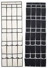10 Pair Hanging Shoe Rack Storage Organizer Over Door Fabric Tower Storage Bag