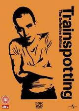 TRAINSPOTTING. The Definitive Edition 2-Disc DVD.