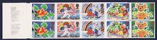 rs/  Grande Bretagne carnet timbres de voeux de 1989 num: 1367/71 **