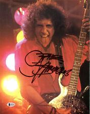 Gene Simmons KISS Authentic Signed 11x14 Page Program Autographed BAS #D67976