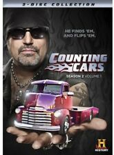 Counting Cars: Season 2 Volume 1 [New DVD] 2 Pack, Dolby, Subtitled, Widescree