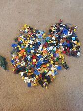Lego Mini Figures Bundle Job Lot Mainly City Figures 90 Figures Plus Accessories