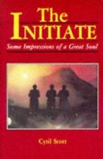 The Initiate, Cyril Scott,0877283613, Book, Acceptable