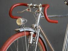 Duravia mecadural 1940-50 French bicycle randonneuse, 55x55cm Nos parts dural