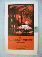 1965 Opera House Manchester TOO TRUE to be GOOD-Dora Bryan,G Cole,K Haig,J Ritch