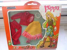 Palitoy Pippa/Dawn doll Original vvhtf RARE Boîte d'origine jamais ouverte Meccano Collection Comme neuf CONDIT
