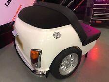 Mini Cooper Sofa car Funky furniture Retro Sofa Cinema Room Garage Pit Stop Seat