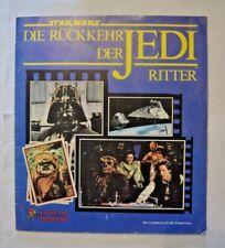 Panini Star Wars-Die Rückkehr der Jedi-Ritter 1983 / Sammelalbum komplett(613)