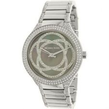 Watch Michael Kors Kerry MK3480 steel with crystals