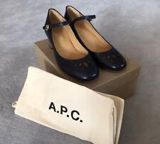 Original Schuhe von APC 250€ Neu Größe 40 A.P.C. Blau Dunkelblau Navy A P C