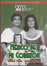 DVD - Mexico De Mi Corazon NEW Alter's Collection Lucha Villa FAST SHIPPING !