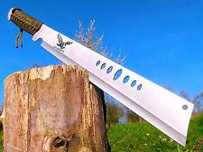 Massive Machete 48 cm Flach Huntingknife Machette Cutit Coltello Couteau M004 OT