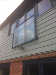 Runswick Glass Juliet Balcony - Huge Range of Sizes Available -FREE UK DELIVERY!