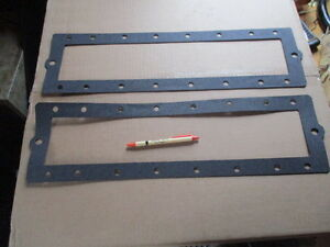 Radiator Gaskets R RC series  Case tractor parts J I Case Co new