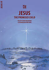 Jesus: The Promised Child (Biblewise)-ExLibrary