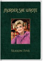 Murder, She Wrote: Season Five [New DVD] Boxed Set, Repackaged, Snap C