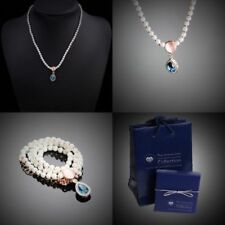 Nur Bei Uns Top 925 Silber Armband Mit Blaufluss Unikat Starke Verpackung Neue Kollektion