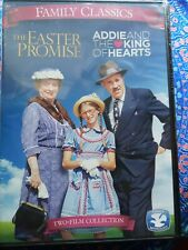 BRAND NEW Family Classics: Addie & The King of Hearts DVD 2015 Sealed 2 Movies