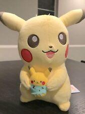 Japan UFO Catcher Banpresto Pokemon Sweet Tea Time Party Pikachu Macaron Plush