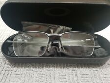 Oakley OX3187-015 Conductor 0.5 Eyeglass frames Satin Black 51 18 137 New