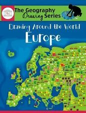 Drawing Around the World: Europe: Geography for Kids (Paperback or Softback)