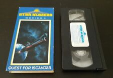 Starblazers: Series 1, Volume 6: Quest For Iscandar (VHS, 1993) classic anime