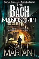 The Bach Manuscript Ben Hope, Book 16 by Scott Mariani NEW (Paperback, 2017)