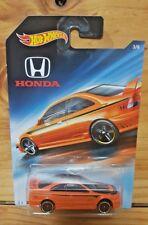 Hot Wheels 2018 HONDA 70TH ANNIVERSARY 3/8 Honda Civic Si (2001)Box Fresh (A+/A+