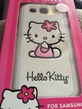 Samsung Galaxy S3 White Hello Kitty Phone Case