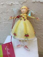 "Dept 56 Christmas Krinkles Ornament ""Polichenelle Figure"" by Patience Brewster"