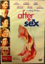 AFTER SEX - BROOKE SHIELDS DAN CORTESE COMEDY NEW DVD MOVIE SEALED