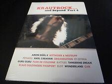 DVD.KRAUTROCK 4.AMMON DUUL II.PETARDS.GURU GURU.TANGERINE DREAM.ELOY.CAN.PASSPOR