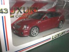 Spark Luxury LC 101249 - 2011 Cadillac CTS-V Wagon Crystal Red - 1:43 China