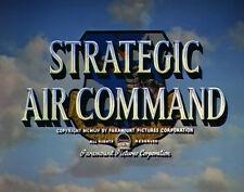 Strategic Air Command _ James Stewart June Allyson Frank Lovejoy 1955