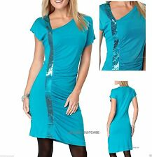 Women's Plus Size Short Sleeve Party Stretch, Bodycon Dresses