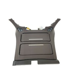 GM Front Center Console Cup Holder Leather 2015-2020 16932509