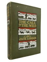 The Call of the Wild – FIRST EDITION – 3rd Printing – Jack LONDON 1903