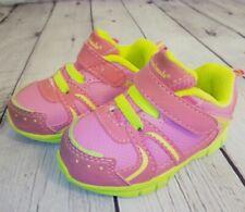 Garanimals Toddler Pink Tennis Shoes Size 3