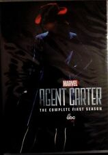 Agent Carter: The Complete First Season 1 (Marvel, 2 DVDs) Ships First Class