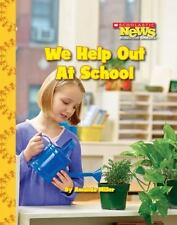 We Help Out at School (Brand New Paperback) Amanda Miller