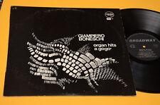 GIAMPIERO BONESCHI LP ORIG ITALY JAZZ 1971 EX BROADWAY LABEL TOP RARE