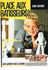 PUBLICITE ADVERTISING 044  1982   LAFFONT   jeux éducatifs