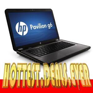 New 1 HP PAVILION NOTEBOOK LAPTOP WEBCAM WIN7 4GB 640GB DUAL-CORE A4-3305M