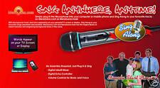 MeraGana Karaoke (Sing along) Mixer Microphone