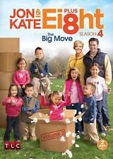 Jon and Kate Plus Ei8ht: Season 4, Vol. 2 - The Big Move