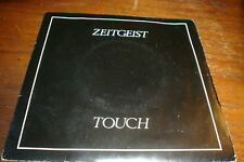 ZEIGEIST TOUCH 1980 POST PUNK 45 JOY DIVISION MINIMAL