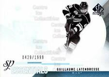 2010-11 Sp Authentic #159 Guillaume Latendresse